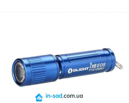 Фонарь Olight i3E EOS Blue Red Green Black. Киев. фото 1