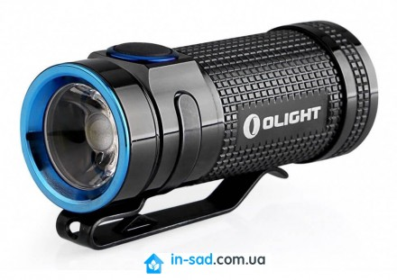 Фонарь Olight S mini Baton XM-L2 Limited Copper Gun-Black. Киев. фото 1