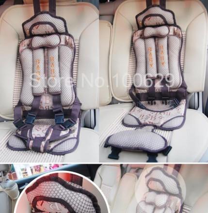 Уникальное компактное бескаркасное автокресло Предназначено для детей от 8 месяц. Киев, Киевская область. фото 4