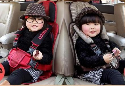 Детское бескаркасное автокресло рассчитано на детей I и II возрастной группы (от. Киев, Киевская область. фото 6