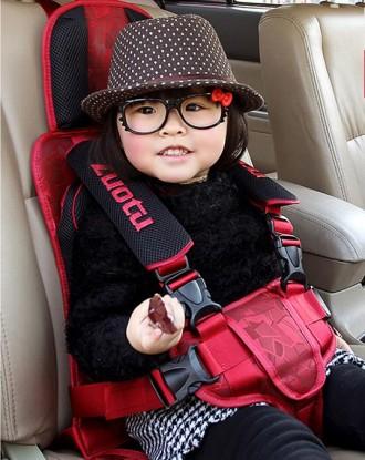 Детское бескаркасное автокресло рассчитано на детей I и II возрастной группы (от. Киев, Киевская область. фото 5