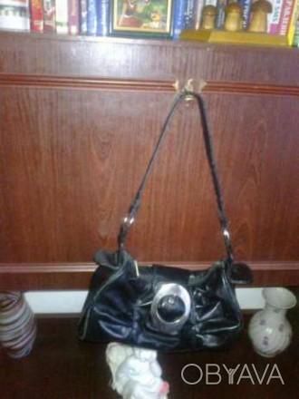 Продам кожаную сумочку.