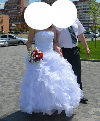 Продам свадебное платье. Днепр. фото 1