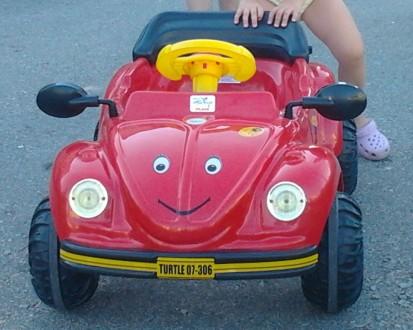 Детский спортивный автомобиль. Київ. фото 1