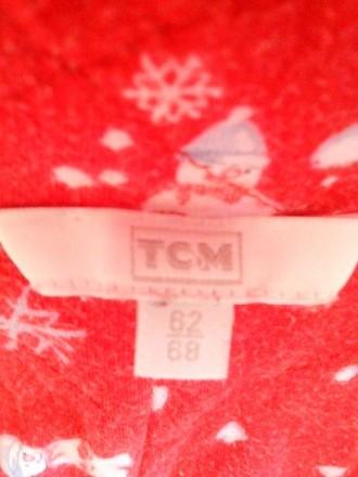 Продам теплый комбинезон-человечек на малыша от рождения. По бирке 62-68 см. Сос. Днепр, Днепропетровская область. фото 5