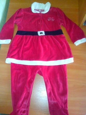 Продам человечек Дед Мороз на 1,5-2 года.. Дніпро. фото 1