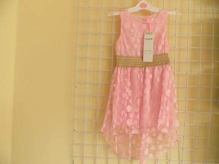 Платье легкое 4-8 лет.. Миколаїв. фото 1