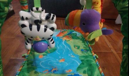 Развивающий коврик для малышей. Харьков. фото 1