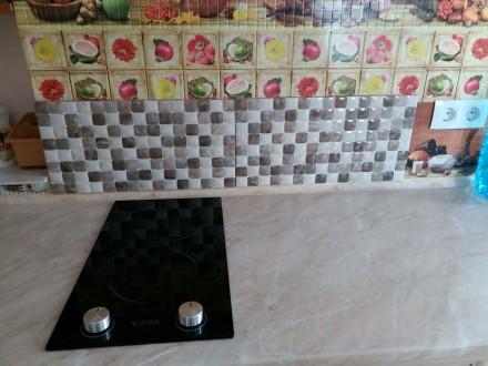 Сдам 1-комнатную в новом доме на Червоном хуторе. Капремонт, есть вся необходима. Киевский, Одесса, Одесская область. фото 5