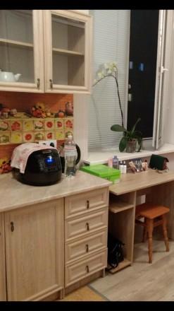 Сдам 1-комнатную в новом доме на Червоном хуторе. Капремонт, есть вся необходима. Киевский, Одесса, Одесская область. фото 4