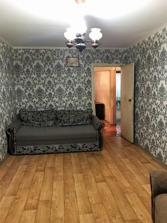 Сдам 2-комнатную на Марсельской/Добровольского. Комнаты раздельные, МП окна и ба. Суворовский, Одесса, Одесская область. фото 4