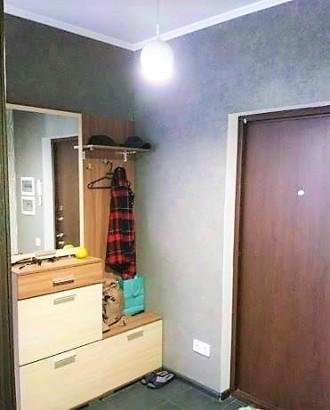 Сдам 1-комнатную в ЖМ Радужный. Капремонт, красивая, светлая, вход в комнату- ар. Таирова, Одесса, Одесская область. фото 10