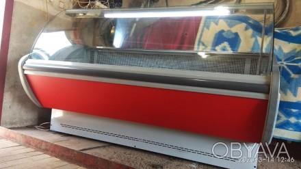 Холодильная витрина Технохолод 2 метра б/у