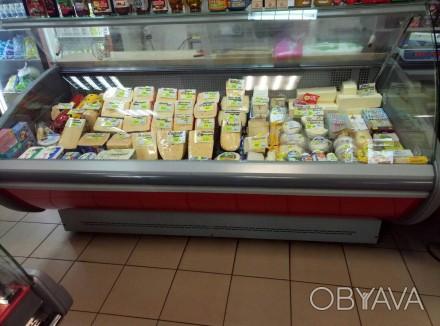 витрина холодильная Технохолод 2 метра б у