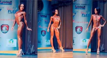Вице-чемпионка Украины 2013г. по бодифитнесу,и бронзовая призёр по фитнес-бикини. Киев, Киевская область. фото 3