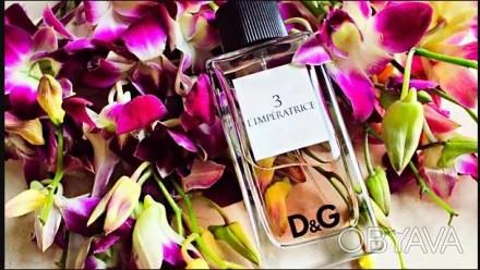 Женская туалетная вода в стиле Dolce & Gabbana 3 L`Imperatrice  (Императрица)