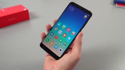Смартфон Xiaomi Redmi 5 Plus 5,99' 4G 4/64Гб 12 МП Snapdragon 625 4000mAh Global. Киев, Киевская область. фото 3