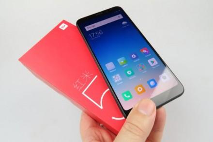 Смартфон Xiaomi Redmi 5 Plus 5,99' 4G 4/64Гб 12 МП Snapdragon 625 4000mAh Global. Киев, Киевская область. фото 2