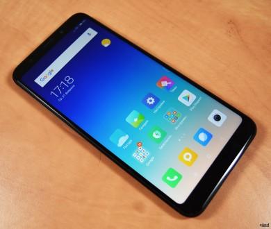 Смартфон Xiaomi Redmi 5 Plus 5,99' 4G 4/64Гб 12 МП Snapdragon 625 4000mAh Global. Киев, Киевская область. фото 4