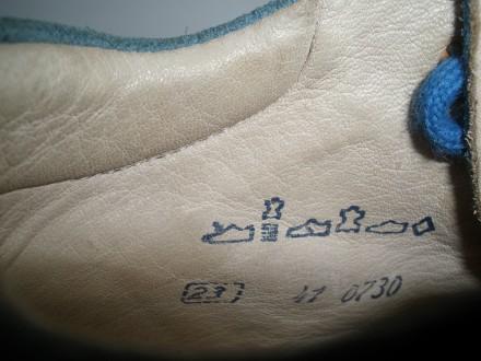 Продам демисезонные ботиночки фирмы Richter в хорошем состоянии. Ботинки внутри . Чернигов, Черниговская область. фото 7