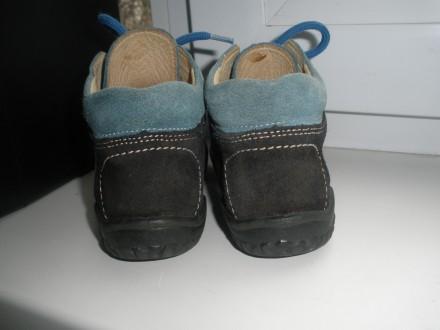 Продам демисезонные ботиночки фирмы Richter в хорошем состоянии. Ботинки внутри . Чернигов, Черниговская область. фото 3