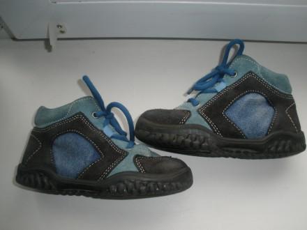 Продам демисезонные ботиночки фирмы Richter в хорошем состоянии. Ботинки внутри . Чернигов, Черниговская область. фото 4