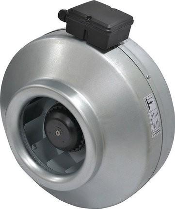 Вентилятор канальный оцинкованный для круглых каналов ВК 315. Днепр. фото 1