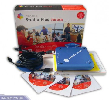 Pinnacle Studio Plus 700-USB. Николаев. фото 1