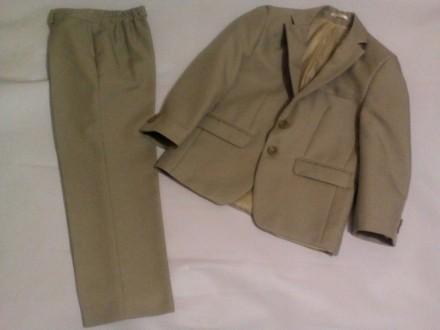 Костюм пиджак+брюки Kilinch на мальчика 5-6лет. Киев. фото 1
