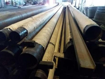 Продам труби ізольовані діаметром 219/6 та 325/8 довжина 12 м/п для газифікації . Житомир, Житомирская область. фото 4