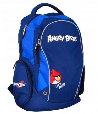Рюкзак молодежный Angry Birds (AB03807). Павлоград. фото 1