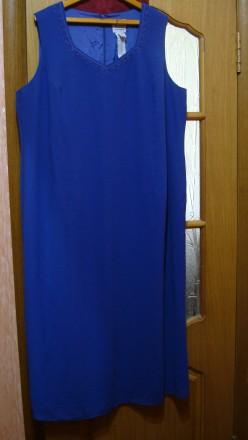 Продаю импортный новый весенне-летне-осенний женский нарядный костюм-двойку слив. Николаев, Николаевская область. фото 6