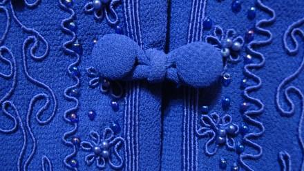 Продаю импортный новый весенне-летне-осенний женский нарядный костюм-двойку слив. Николаев, Николаевская область. фото 2