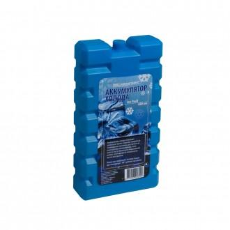 Аккумулятор холода 400 грамм для термосумки, 1 шт на 10 литров объема. Харьков. фото 1