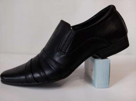 Мужские туфли модельные.. Кривой Рог. фото 1