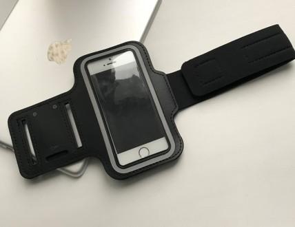 Спортивный чехол на руку для iPhone 55S5CSE. Днепр. фото 1
