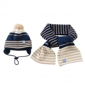 Комплект (шапка+шарф) Wojcik для мальчика размер 48.. Запорожье. фото 1