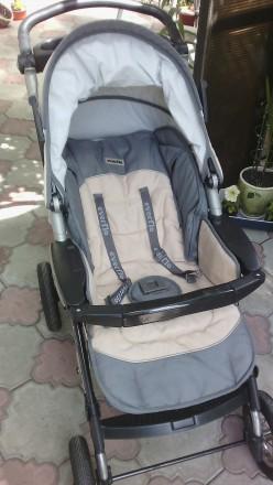 Коляска 2 в 1 Everflo подходит для деток с рождения и до 3-х лет. Пластиковая л. Одесса, Одесская область. фото 8