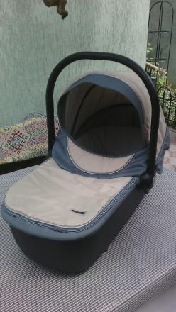 Коляска 2 в 1 Everflo подходит для деток с рождения и до 3-х лет. Пластиковая л. Одесса, Одесская область. фото 6
