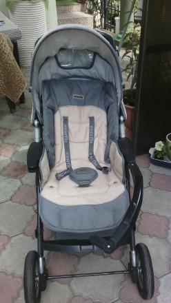 Коляска 2 в 1 Everflo подходит для деток с рождения и до 3-х лет. Пластиковая л. Одесса, Одесская область. фото 5