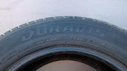Летняя шина 185/65 R15 bridgestone Duravis,  1 шт. Протектор шины больше 5 мм и . Киев, Киевская область. фото 4