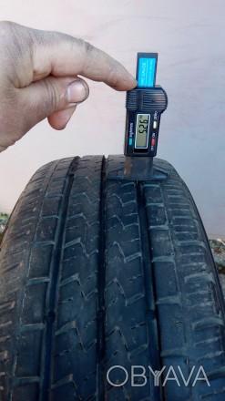 Летняя шина 185/65 R15 bridgestone Duravis,  1 шт. Протектор шины больше 5 мм и . Киев, Киевская область. фото 1