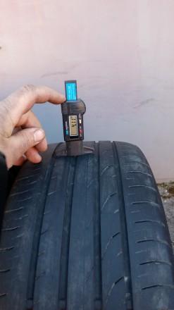 Летняя шина 205/55 R16 CONTINENTAL ContyPremiumContact 2,  1 шт. Протектор шины . Киев, Киевская область. фото 2