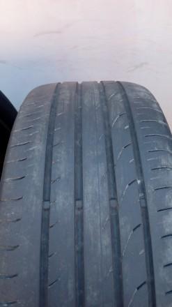 Летняя шина 205/55 R16 CONTINENTAL ContyPremiumContact 2,  1 шт. Протектор шины . Киев, Киевская область. фото 5