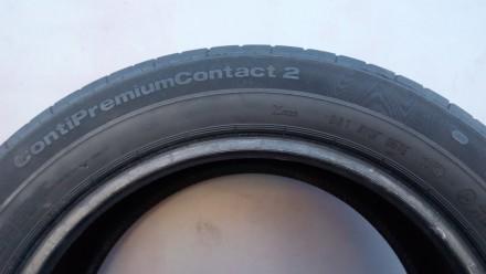Летняя шина 205/55 R16 CONTINENTAL ContyPremiumContact 2,  1 шт. Протектор шины . Киев, Киевская область. фото 4