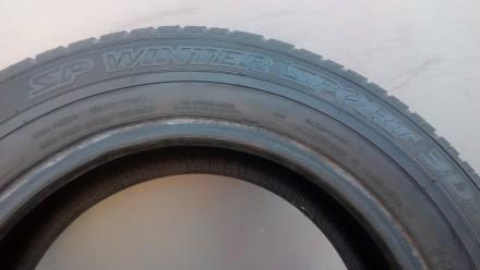 Зимняя шина 195/65 R15 DUNLOP SP Winter SPORT 3D,  1 шт. Очень мягенькая. Протек. Киев, Киевская область. фото 8