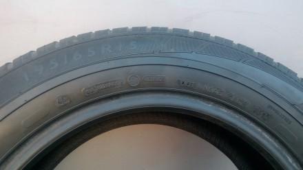 Зимняя шина 195/65 R15 DUNLOP SP Winter SPORT 3D,  1 шт. Очень мягенькая. Протек. Киев, Киевская область. фото 9