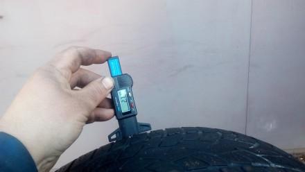 Зимняя шина 195/65 R15 DUNLOP SP Winter SPORT 3D,  1 шт. Очень мягенькая. Протек. Киев, Киевская область. фото 5