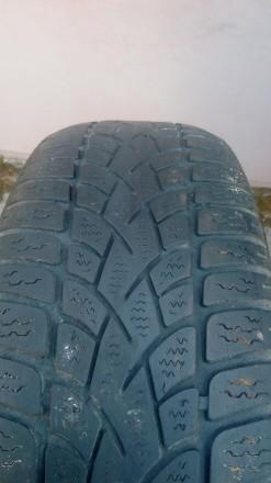 Зимняя шина 195/65 R15 DUNLOP SP Winter SPORT 3D,  1 шт. Очень мягенькая. Протек. Киев, Киевская область. фото 6