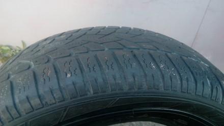 Зимняя шина 195/65 R15 DUNLOP SP Winter SPORT 3D,  1 шт. Очень мягенькая. Протек. Киев, Киевская область. фото 2